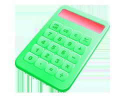 Онлайн форма кредитного калькулятора